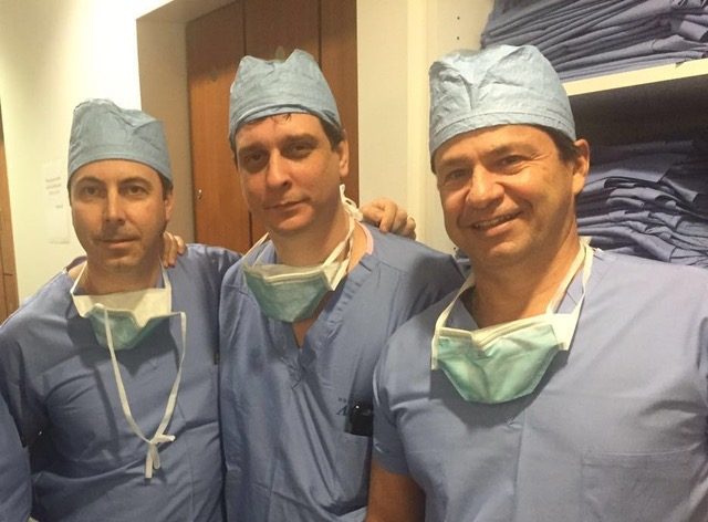 Profs Paulo Amaral (BA) e Marcio Boff (RS) - Mitie - Houston Methdist Institute  For Technology - EUA