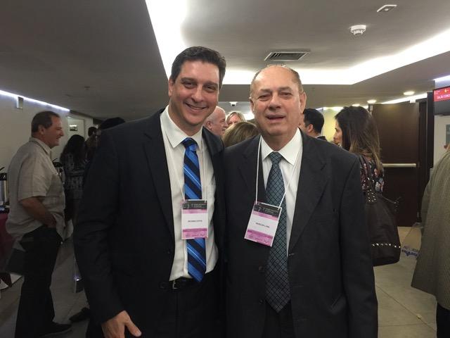 Dr Marconi Luna - I Jornada Internacional de Mastologia - Rede D'Or São Luiz - RJ
