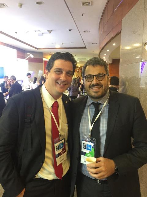 Dr. Antonio Cury - IV Simposio Internacional de Tumores Gastrointestinais- SP
