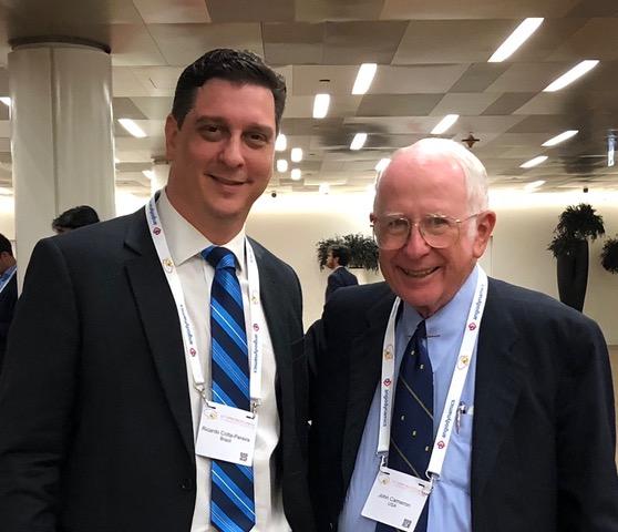 Profº John Cameron - John Hopkins - EUA