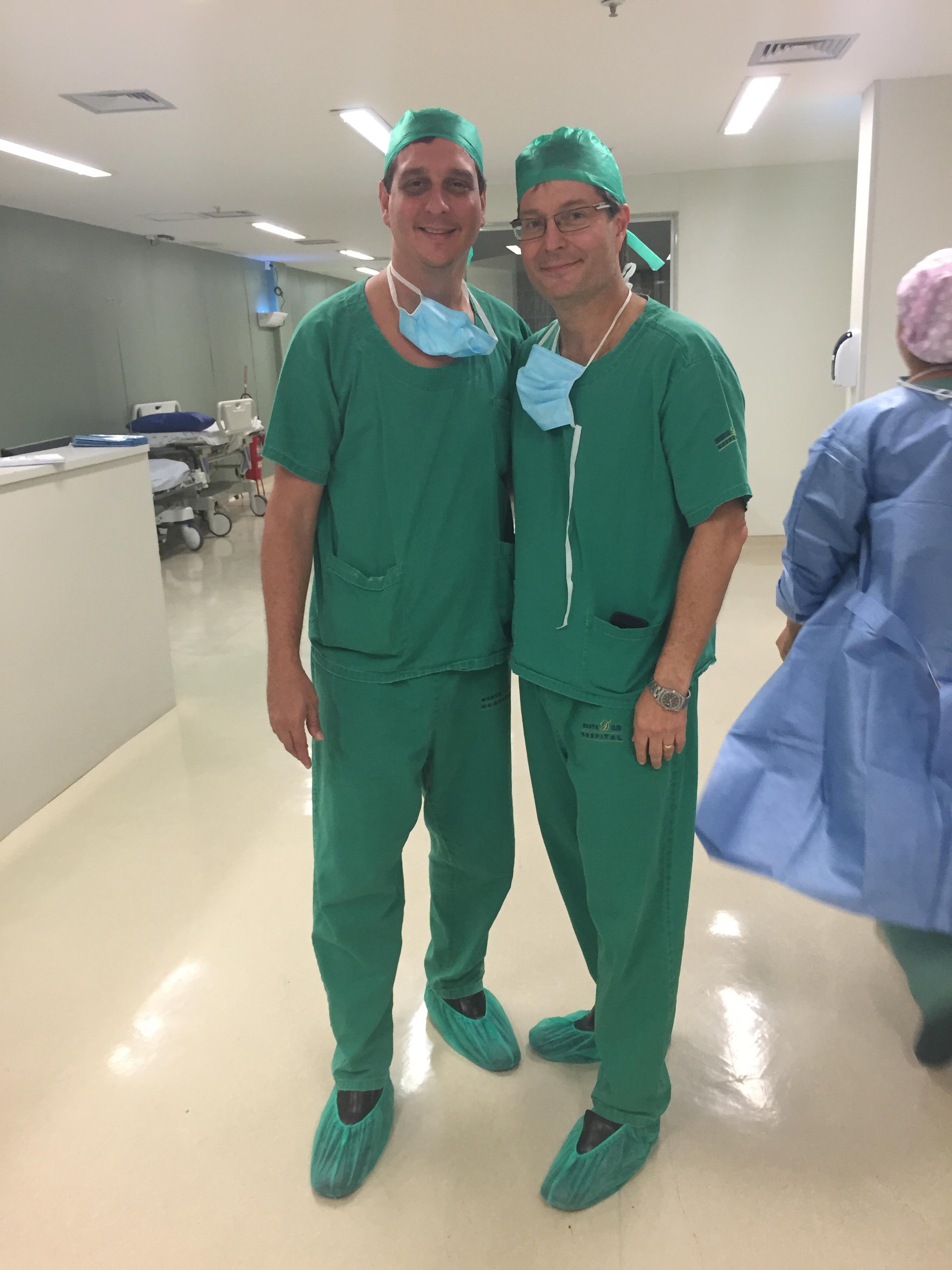 Dr Fernando Adão (Oncologista clínico) - Hospital Norte D'Or - RJ